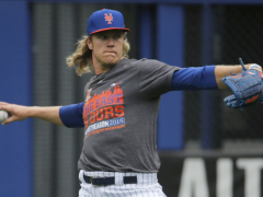 Collins Explains Starting Syndergaard On The Road