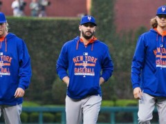Cespedes and Wright Say Mets Starters Can Steal The Show