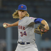 Syndergaard Strikes Out Nine In Gutty Performance