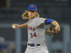 Collins: Syndergaard Will Start Game 2, DeGrom Goes Game 3