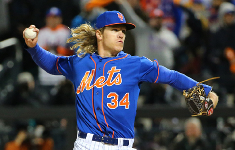 Noah Syndergaard Hoping Mets Bring Back Yoenis Cespedes ...