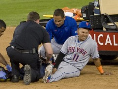 Ruben Tejada Back On The Field, Still Upset Over Utley Slide