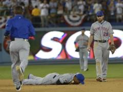 MMO Game Recap: Dodgers 5, Mets 2, NLDS Tied 1-1