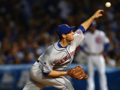 Long Island's Steven Matz Looking To Pull Mets Even In Game 4