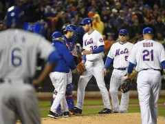 Murphy's Error Leads To Heartbreaking Game 4 Loss For Mets