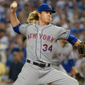 Fire-Balling Syndergaard Sizzles In First MLB Relief Appearance