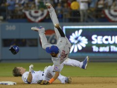 Dodgers Agree To One-Year Deal With Chase Utley