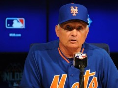 Collins Calls Making NLDS Gravy, If Mets Fail To Advance Is Season Still A Success?
