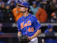 Mets Could Still Bring Back Tyler Clippard