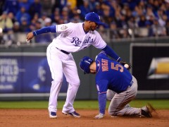 Wright's Error Leads To Shocking Game 1 Loss For Mets