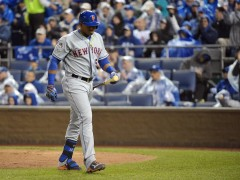 Yoenis Cespedes Had A Huge Strike Zone Problem
