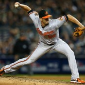 Orioles and Darren O'Day Resolve Issues and Agree to 4-Year Deal