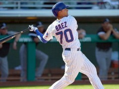 Could Mets Make A Play For Cubs' Javier Baez or Starlin Castro This Winter
