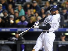 MMO Fan Shot: Could Royals Or Rockies Solve Center Field For Mets?