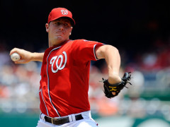 Hot Stove: Tigers Agree To Deal With RHP Jordan Zimmermann