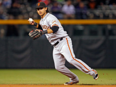Brandon Crawford and Giants Agree On Six-Year, $75 Million Extension