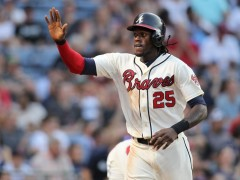 Braves Deal Cameron Maybin To Tigers