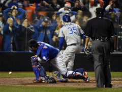 Duda Takes Offense To Royals Coach Comments About Errant World Series Throw