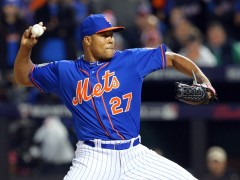 Mets, Familia Reach Agreement, Avoiding Arbitration