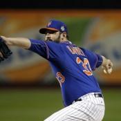 Harvey Pitches Gem, But Ultimately Falls Short