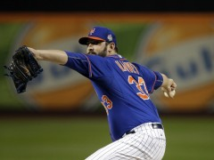 Matt Harvey Sticking with Scott Boras