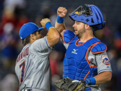 Mets Looking To Deal For A Backup Catcher
