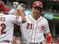 Hot Stove: Reds Open To Trading Todd Frazier, Jay Bruce, Aroldis Chapman