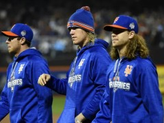 Are Mets Punished In Trades Because Of Their Top Young Pitchers?