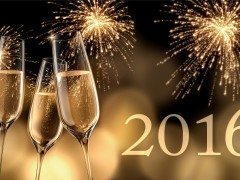 A Word Of Thanks And A Happy New Year To All!