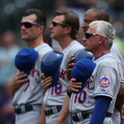 Dick Scott Named Bench Coach For Terry Collins