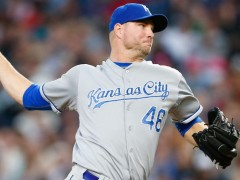Oakland Signs Reliever Ryan Madson To 3-Year Deal