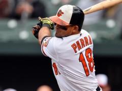 Rockies Sign Gerardo Parra To Three-Year Deal