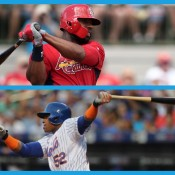 Under The Microscope: Jason Heyward vs. Yoenis Cespedes