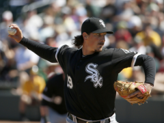 Hot Stove: Jeff Samardzija Lands 5-Year, $90 Million Deal with Giants
