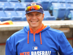 Getting to Know the Mets 2017 Minor League Coaching Staffs