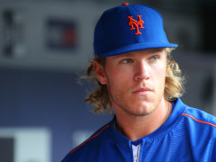 "Verducci Tabs Noah Syndergaard For ""Year-After Effect"""