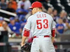 Phillies Trade Closer Ken Giles To Astros For Five Prospects