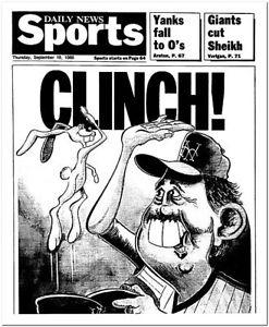 1986 clinch
