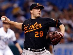 Mets Are Interested In Tommy Hunter