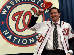 Murphy Thankful For His Time With Mets, Excited To Join Nats