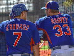 Harvey and d'Arnaud Among MLB's Top Batteries