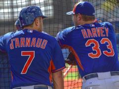 Harvey and d'Arnaud Among MLB's Top Batteries