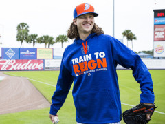 Mets Unveil New Spring Training Jersey, Cap, Hoodie
