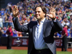 Congratulations To Mike Piazza On Hall of Fame Induction Day!
