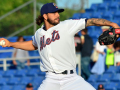 MMO Top 30 Prospects: No. 10 Robert Gsellman, RHP