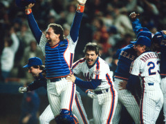 Mets To Stream '86 World Series Pre-Game Ceremony On Saturday