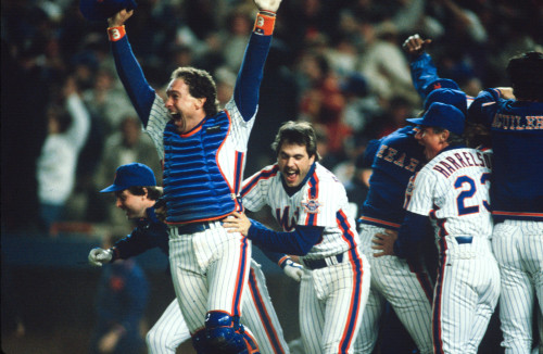 1986 World Series - New York Mets v Boston Red Sox