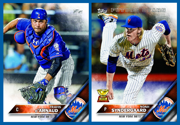 Topps 2016 Baseball Cards Series 1 Meet The Mets Metsmerized Online