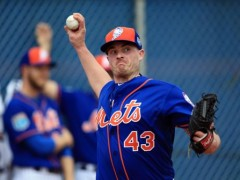 Terry Collins Says Addison Reed Will Handle Setup Role
