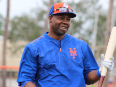 Despite Limited Role, De Aza Hopes To Improve On Last Season's Numbers